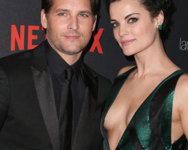 Peter Facinelli Jaimie Alexander