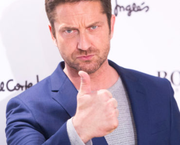 02/03/2016 - Gerard Butler - Gerard Butler Photocall for Hugo Boss Fragrances at El Corte Ingles in Madrid - El Corte Ingles Store - Madrid, Spain - Keywords: Vertical, Spanish Culture, Photography, Film Industry, Person, People, Arts Culture and Entertainment, Celebrities, Celebrity, Boss Bottled Fragrances, Signing, Photo Call, Press Conference, Actor, Man, JOB REF: 18997 DMS/Drake, Restrictions: **WORLDWIDE SYNDICATION RIGHTS EXCEPT NO SYNDICATION IN SPAIN** Orientation: Portrait Face Count: 1 - False - Photo Credit: Solarpix / PR Photos - Contact (1-866-551-7827) - Portrait Face Count: 1