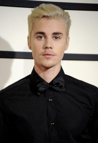 02/15/2016 - Justin Bieber - The 58th GRAMMY Awards - Arrivals - Staples Center - Los Angeles, CA, USA - Keywords: Orientation: Portrait Face Count: 1 - False - Photo Credit: David Gabber / PRPhotos.com - Contact (1-866-551-7827) - Portrait Face Count: 1