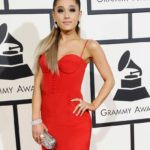 02/15/2016 - Ariana Grande - The 58th GRAMMY Awards - Arrivals - Staples Center - Los Angeles, CA, USA - Keywords: Orientation: Portrait Face Count: 1 - False - Photo Credit: David Gabber / PRPhotos.com - Contact (1-866-551-7827) - Portrait Face Count: 1