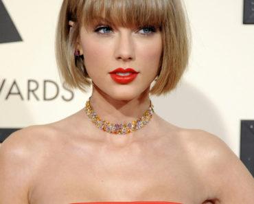 02/15/2016 - Taylor Swift - The 58th GRAMMY Awards - Arrivals - Staples Center - Los Angeles, CA, USA - Keywords: Orientation: Portrait Face Count: 1 - False - Photo Credit: David Gabber / PRPhotos.com - Contact (1-866-551-7827) - Portrait Face Count: 1