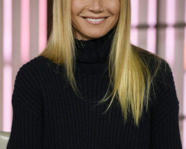 "TODAY -- Pictured: Gwenyth Paltrow appears on the ""Today"" show on Friday, March 4, 2016 in New York -- (Photo by: Peter Kramer/NBC)"