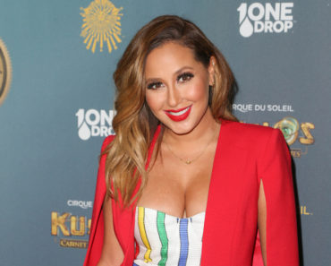 "Adrienne 12/09/2015 - Adrienne Bailon - Cirque Du Soleil's ""Kurios - Cabinet of Curiosities"" Opening Night - Arrivals - Dodger Stadium - Los Angeles, CA, USA - Keywords: Vertical, Premiere, Portrait, Photography, Arts Culture and Entertainment, Attending, Celebrities, Celebrity, Person, People, Topix, Bestof, Photograph, California Orientation: Portrait Face Count: 1 - False - Photo Credit: PRPhotos.com - Contact (1-866-551-7827) - Portrait Face Count: 1"