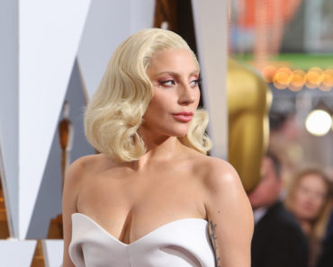 02/28/2016 - Lady Gaga - 88th Annual Academy Awards - Arrivals - Hollywood & Highland Center - Hollywood, CA, USA - Keywords: Horizontal, Oscars, Television Show, TV, Film Industry, Movie, Arrival, Attending, Portrait, Photography, Red Carpet Event, Arts Culture and Entertainment, Celebrities, Celebrity, Hollywood and Highland Center, Topix, Bestof, Person, People, 2016 Annual Academy Awards, Los Angeles, California Orientation: Portrait Face Count: 1 - False - Photo Credit: PRPhotos.com - Contact (1-866-551-7827) - Portrait Face Count: 1