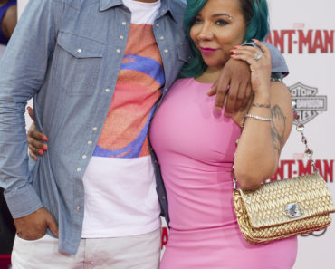 "06/29/2015 - Tip ""T.I."" Harris, Tameka ""Tiny"" Cottle - ""Ant-Man"" Los Angeles Premiere - Arrivals - Dolby Theatre - Hollywood, CA, USA - Keywords: Tip ""TI"" Harris, Tip Harris, Tameka Cottle, Tameka 'Tiny' Cottle, Tameka Cottle, Tameka ""Tiny"" Cottle, Marvel Comics, Person, Exclusive, Film Industry, Movie, Arts Culture and Entertainment, Celebrities, Topix, Bestof, Celebrity Orientation: Portrait Face Count: 1 - - Photo Credit: Sarah Anderson/AS / PRPhotos.com - Contact (1-866-551-7827) - Portrait Face Count: 1"