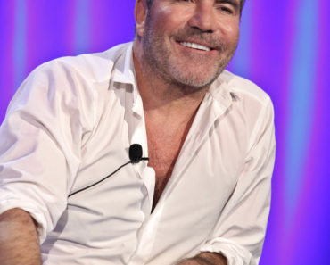 "NBCUNIVERSAL EVENTS -- NBCUniversal Summer Press Day, April 1, 2016 -- NBC's ""America's Got Talent"" Panel -- Pictured: Simon Cowell, Co-creator/Executive Producer, Judge -- (Photo by: Trae Patton/NBCUniversal)"