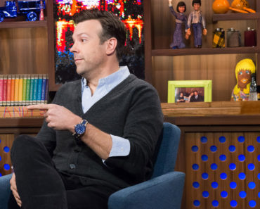 WATCH WHAT HAPPENS LIVE -- Episode 13069 -- Pictured: Jason Sudeikis -- (Photo by: Charles Sykes/Bravo)