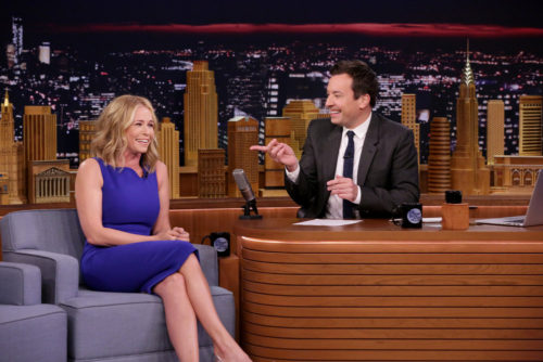 THE TONIGHT SHOW STARRING JIMMY FALLON -- Episode 0458 -- Pictured: (l-r) Comedian Chelsea Handler during an interview with host Jimmy Fallon on April 26, 2016 -- (Photo by: Andrew Lipovsky/NBC)