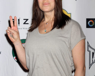 06/19/2015 - Chyna - 9th Annual Raising the Stakes for CP Celebrity Charity Poker Tournament Benefiting One Step Close Foundation - Arrivals - Planet Hollywood Resort and Casino - Las Vegas, NV, USA - Keywords: Joanie Laurer, Joanie Marie Laurer, American former professional wrestler, actress, bodybuilder, pornographic film actress, Vertical, 2015 Raising the Stakes for Cerebral Palsy Celebrity Poker Tournament, People, Person, Finance, Nevada, Alertness, Arts Culture and Entertainment, Attending, Celebrities, Celebrity, Red Carpet Arrival, Gambling, Cards, Card Game Orientation: Portrait Face Count: 1 - False - Photo Credit: PRN / PRPhotos.com - Contact (1-866-551-7827) - Portrait Face Count: 1