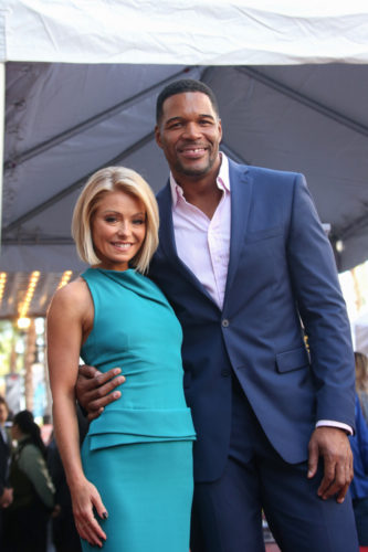 Kelly Ripa Honored with a Star on the Hollywood Walk of Fame