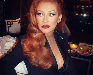 Christina-Aguilera-Red-Hair