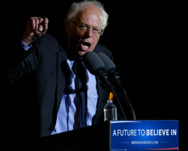 "Bernie Sanders ""A Future To Believe In"" Bronx Campaign Rally at St. Mary's Park on March 31, 2016"