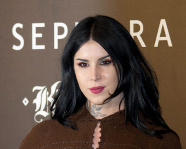"""Kat Von D Beauty"" Make Up Collection Launch at Callao Cinema in Madrid on October 7, 2015"