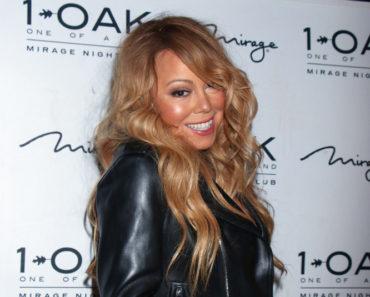 Mariah Carey DJs for the 1st Time at 1Oak Nightclub in Las Vegas on June 25, 2016