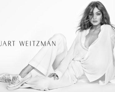 Gigi Hadid for Stuart Weitzman