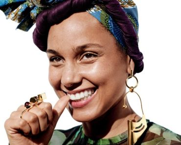 Alicia Keys Allure
