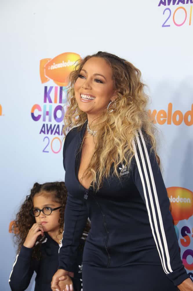 Mariah Carey & Nick Cannon Bring Mini-Me Twins To ...