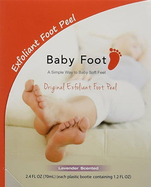 Cult Favorite Baby Foot Expanding Line Beautelicious